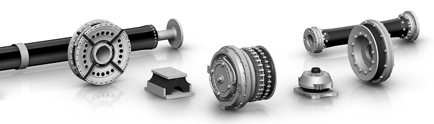 Couplings-products-applications