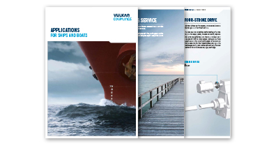 VULKAN COUPLINGS applications for ships and boats overview thumbnail