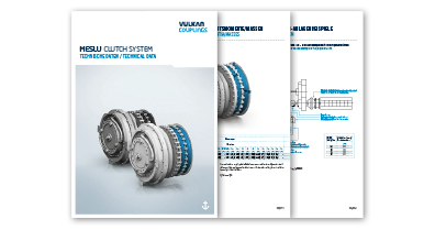vulkan couplings Uebersicht Download Kataloge meslu clutch