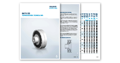 highly flexible couplings rato ds